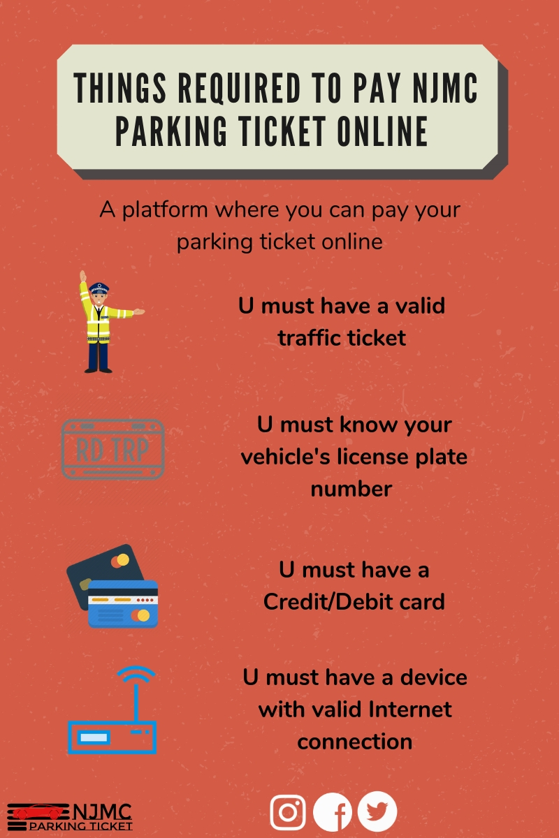 njmc parking ticket